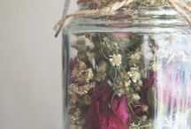 Dry flowers ideas