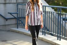 Fall Style / fall style, fall fashion, women's fall style, women's fall outfit ideas, fall outfit inspiration