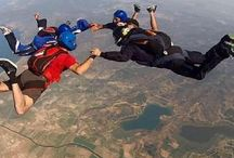Paraşüt / Sky Diving