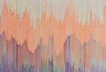 prints pastel
