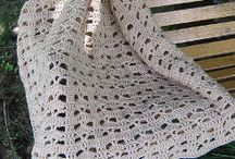 Crochet afghans and squares / by Teresa Sittner-Kinnison