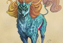 myths legends and deitys / by Kristina Northup