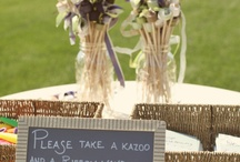 wedding ideas / by Patti Sizemore