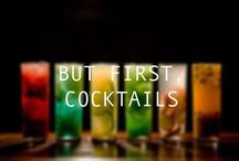 But First, Cocktails / by Roots Juices