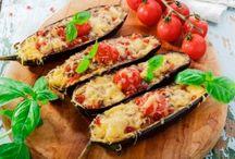 L'aubergine / Des idées pour vous inspirer à cuisiner et savourer l'aubergine.