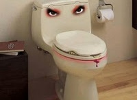 Potty Horror. / by Monica Pair