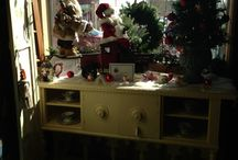 Holiday Organizing Tips with Consignment Store Treasures / This month Organized By Terri has shared a small business opportunity to blend the fun and practical items from the local consignment shop to enhance the very 'Pinterest' we enjoy so much! Take a look at what we have re-purposed to create unique ideas for organizing storage, function and some very special gift inspiration.