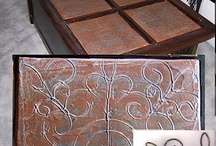 Hand Made Faux Tiles