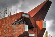 """Stockist & Producers of Corten a / en s355 Jowp / Astm a 242 Type 1 / Weathering steel, best-known under the trademark CORTEN A steel and sometimes written without the hyphen as """"CORTEN A steel"""", is a group of steel alloys which were developed to obviate the need for painting, and form a stable rust-like appearance if exposed to the weather for several years. United States Steel Corporation (USS) holds the registered trademark on the name CORTEN A."""