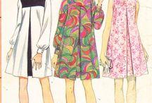 мода 60-е