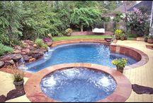 Swimming Pools / Swimming Pools, yard