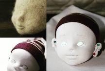 куклы текстиль