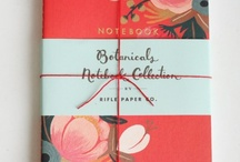 Notebooks / by Victoria McNally