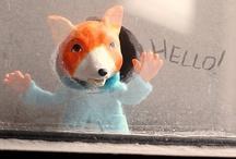 Cualquier Verdura en Criaturitas / Animales, muñecos y personajes en general que encontramos en Pinterest y nos encantan!