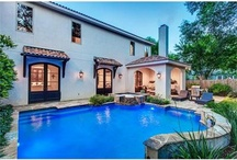 Sparkling Pools / Pools are serious business, especially in Texas. See some of the best pools you'll ever lay your eyes on!