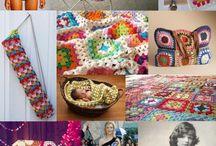 Crochet / Needle work / by Melissa Bair