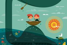 Illustration / by Ben Willers