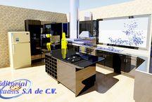 AutoCAD para Diseño de Cocinas