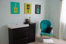 Nursery Ideas / by Erin Belk