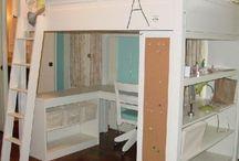 My DIY loft bed
