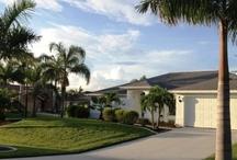 Villa Palm Island, Cape Coral Florida / Ferienhaus Cape Coral mit großem Pool Luxury-Vacationhome with big private pool in Cape Coral, Florida   www.villa-palm-island-florida.de