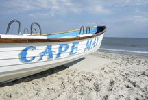 Beaches, Cape May