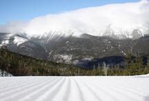 Spring Skiing NH