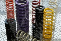Compression Springs / Various Compression Spring Pictures.