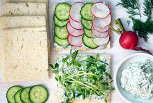 Food - Sandwiches! Wraps! / by Nancy Nishimura