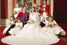 Kate and Wills and George and Charlotte / by Ellen Moeller