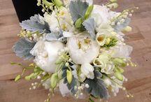 Flower arrangement (England style)