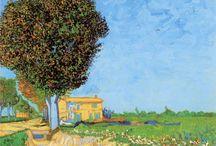 TEXNH    Vincent Van Gogh / ART