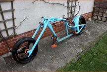 Chopper vélo
