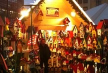 Christmas markets in Germany / Christmas markets in Germany date back to the 14th century and are a popular tradition in German culture. On my pin board you'll find pins about various Christmas markets in Germany. Pay attention to some smaller ones as they're really special with a wonderful festive atmosphere. Enjoy a browse either through my pins or whenever you go to one in real life!:-)