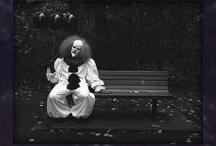 Clowns Clowns Clowns / by binary_jester