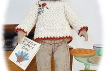 Dolls - Kish Zsu Zse Sewing Ideas