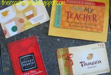 Teacher Gift Ideas / Finally, some people who understand what teachers want!