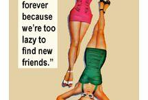 Friendships / by Daphryne Manning