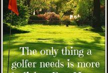 Golf.. Golf... Golf....