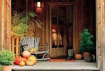 Front porch! / by Tiffany Siefker