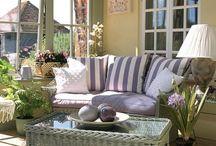 Porches! / by Rhonda Higgins