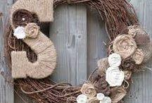 Wreaths / by Melissa McClintock