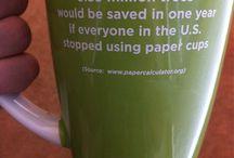 Reduce Reuse Recycle  / by Dusti Kesler