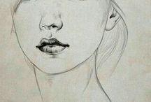 Art:Facial Sketches
