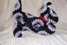 crochet stuffed toys
