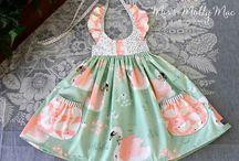 vestidos para Elena