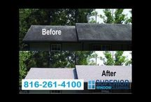 Roof Cleaning / Roof Cleaning