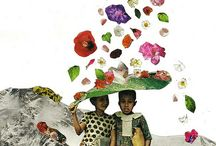 C is for Collage / by Kathy Cieslewicz