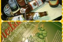Die Kalea Bierkiste / Eine Prallgefüllte Metall Box mit 9 unterschiedlichen Biersorten erreichte mich eines Morgens mit der Post.  Passend dazu fing gestern die WM an