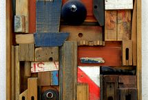 assemblage / by Bruce Schauble